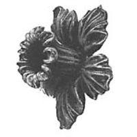 Floare din fier forjat 52.131