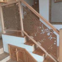panou tabla decupata pentru balustrade